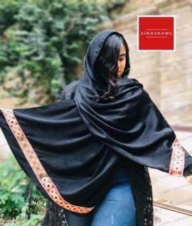 شال نوار سوزن دوزی هندی